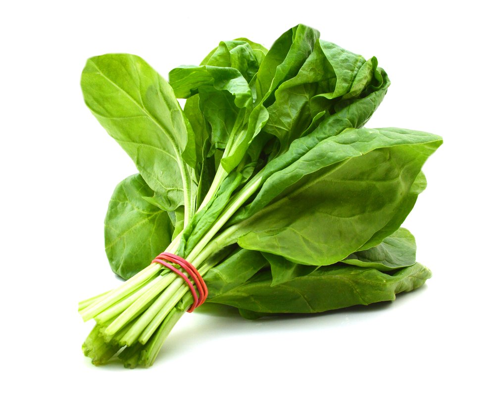 spinach healthy vegetable image