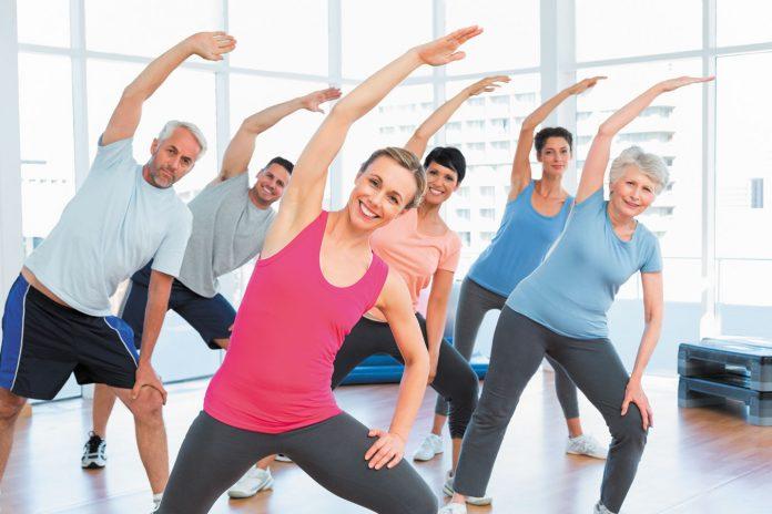 exercise benefits image