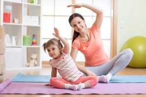 home exercise image