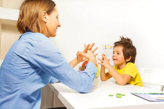 autism therapy treatment image