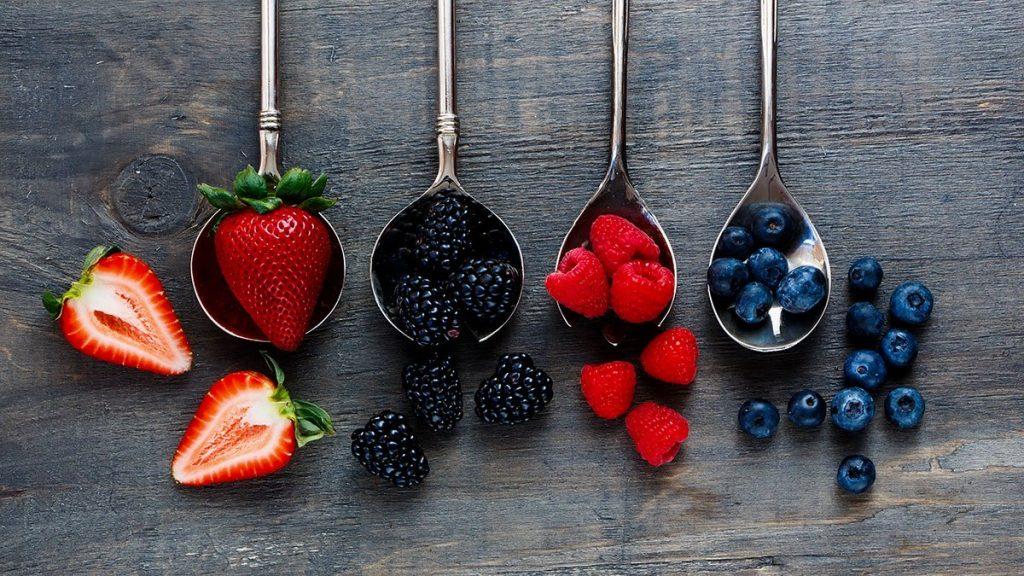 berries: fruits diabetics can eat