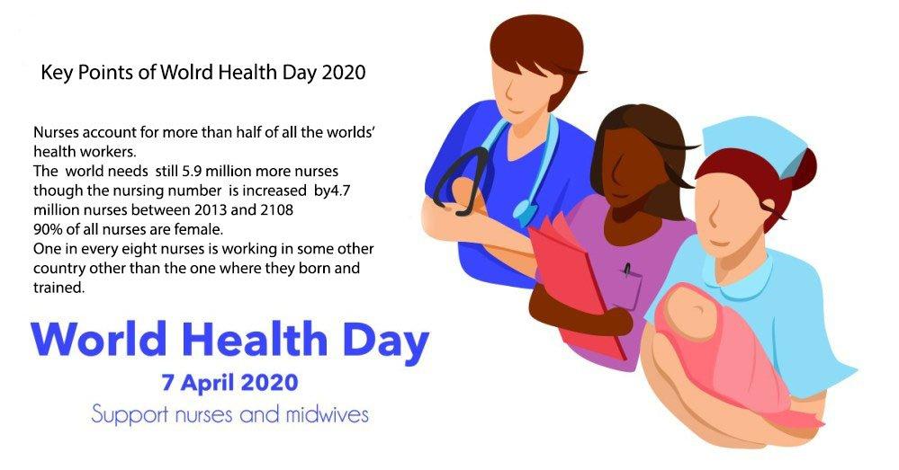 world health day 2020 key points