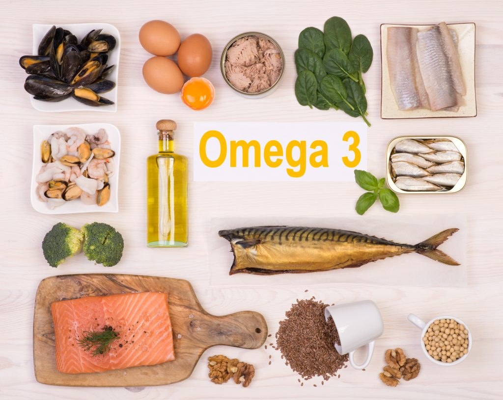 omega3 unsaturated fatty acids sources image