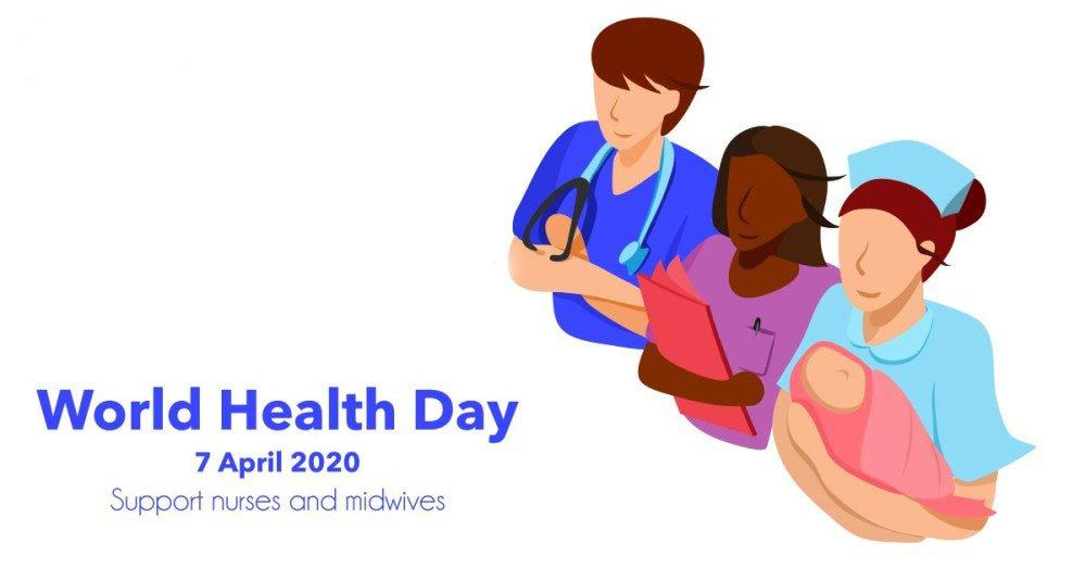 world health day theme image