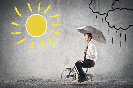 stay optimist: stress management technique image