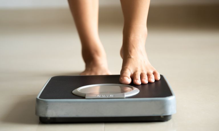 almonds decrese weight image