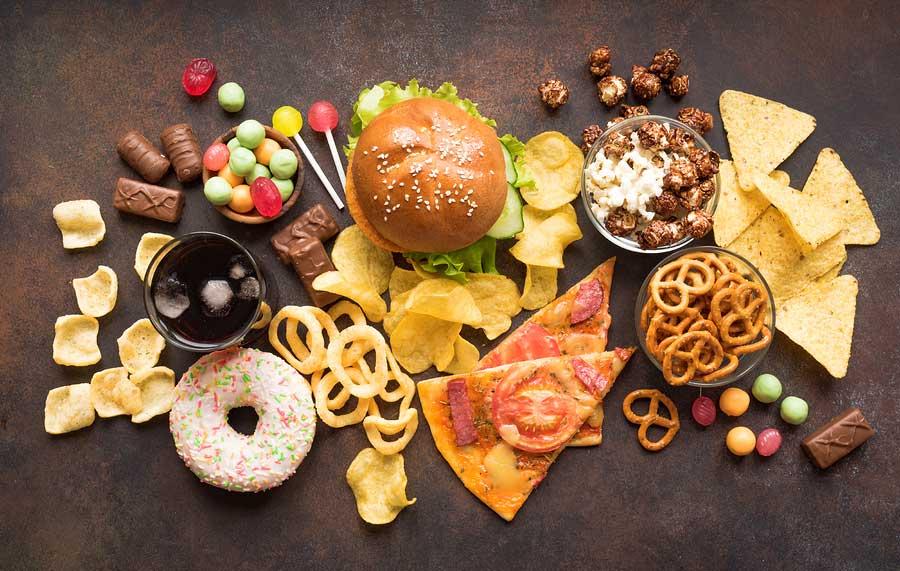 trans fat foods image