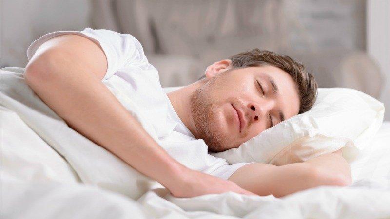 stress mangement: good sleep image